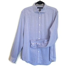 TOMMY HILFIGER New York Fit Button Down Shirt